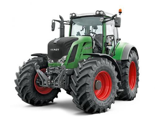 Tractores Fendt - Vía Rural