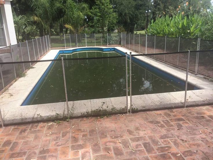 cerco pileta security pool
