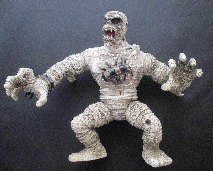 This Adventure Heroes Mummy by Chap Mei was just bought by    Ponco of Jawa Tengah,  Indonesia. Thanks Ponco!  For more Affordable, Distinct, Rare & Loved items, visit the ADRL ebay Store at : http://stores.ebay.com.au/ADRL-Store #ebay