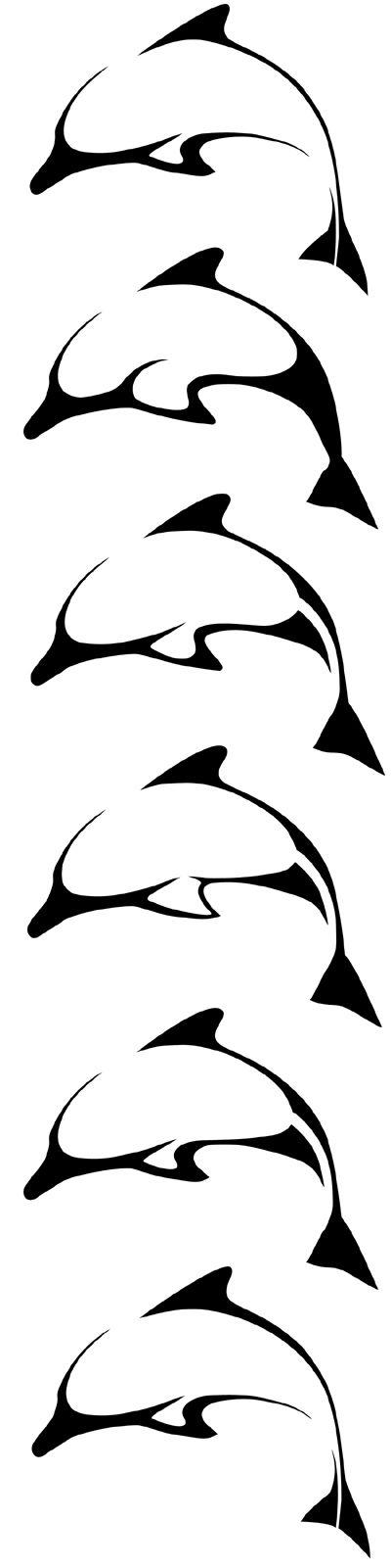 dolphins by adezj