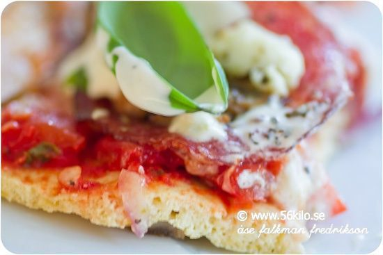 Improved pizza recipe --- Swedish recipe --- give me a holler if you need translation :0)
