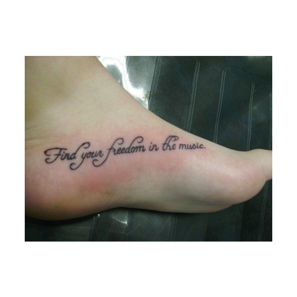 1000+ Ideas About Dance Foot Tattoos On Pinterest