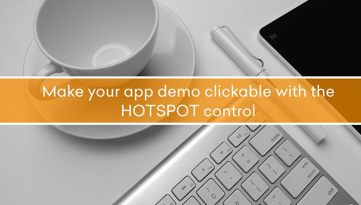Learn how to make your app demo clickable with the HOTSPOT control. It's easy and fast. Try it!  #appdemostore #hotspot #tutorial