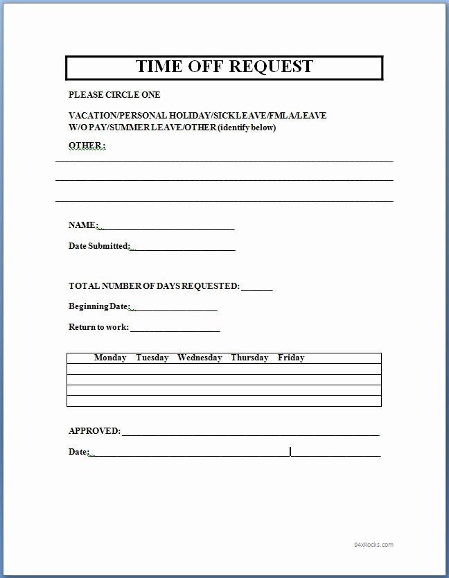 Fund Request Form Template Best Of Time F Request Form Template