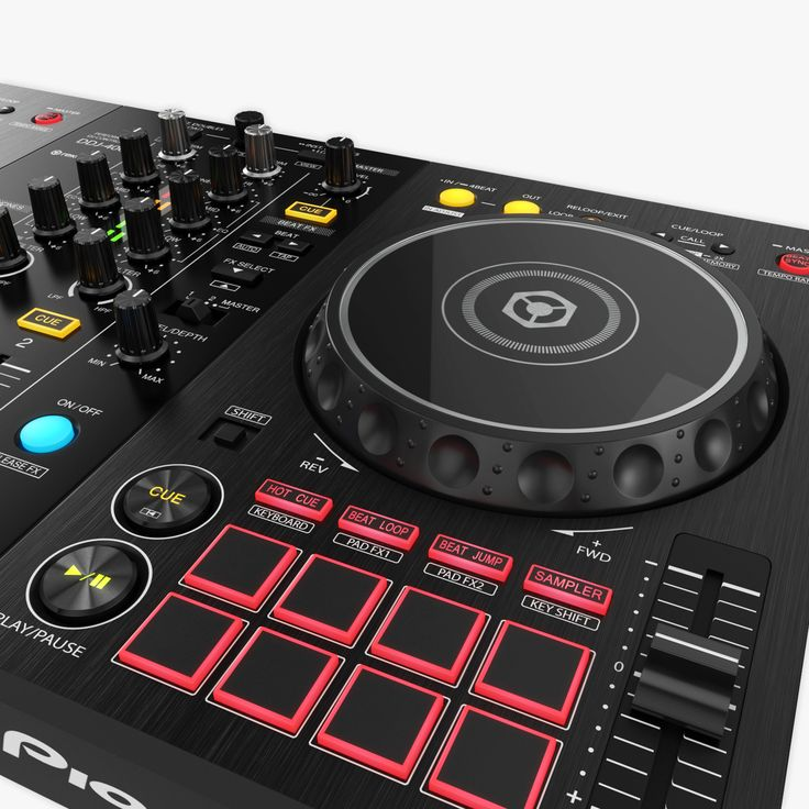 DJ Controller DDJ400 Dj, Control, Visualisation