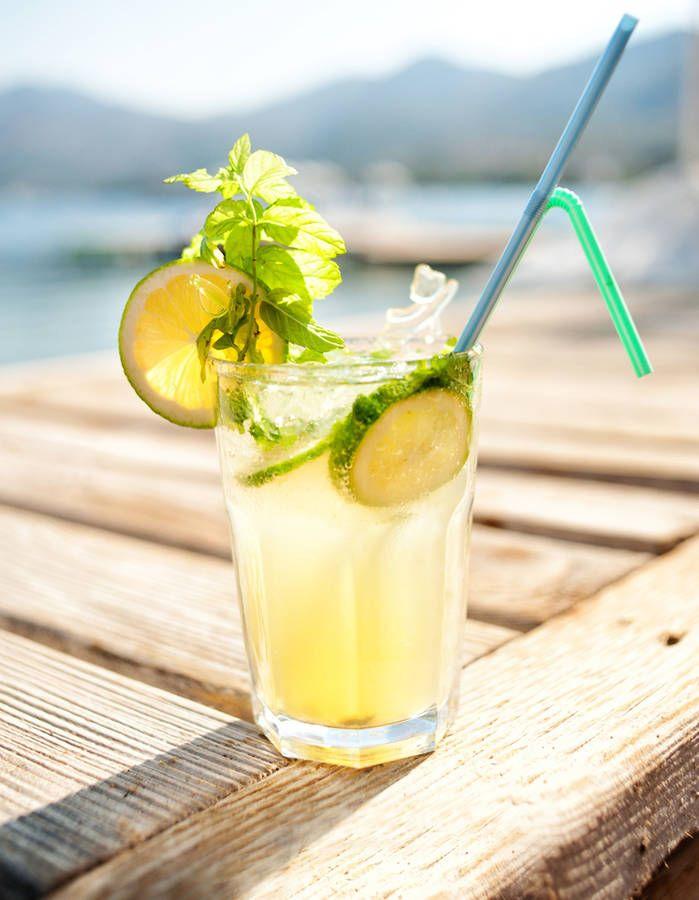 50 cocktails pour profiter de l'été - Elle à Table
