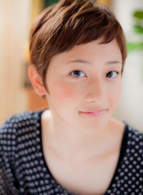【ショートヘア】ヨーロピアンショート/mod's hair 上尾店の髪型・ヘアスタイル・ヘアカタログ 2016春夏