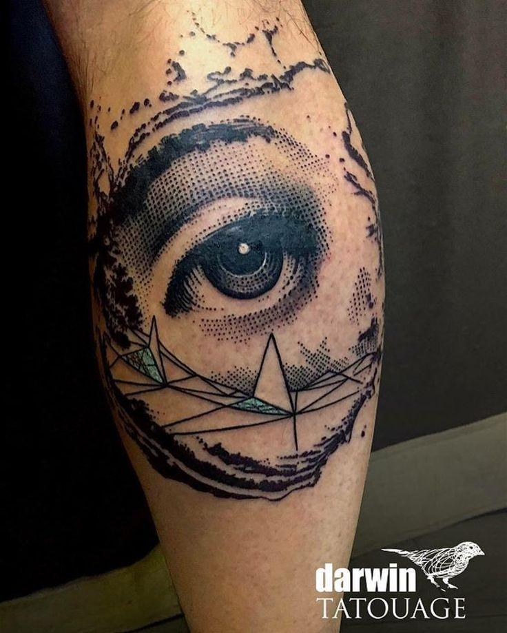 Les 25 meilleures id es concernant tatouage oeil sur pinterest tatouage de larme de peau - Oeil d horus tatouage ...