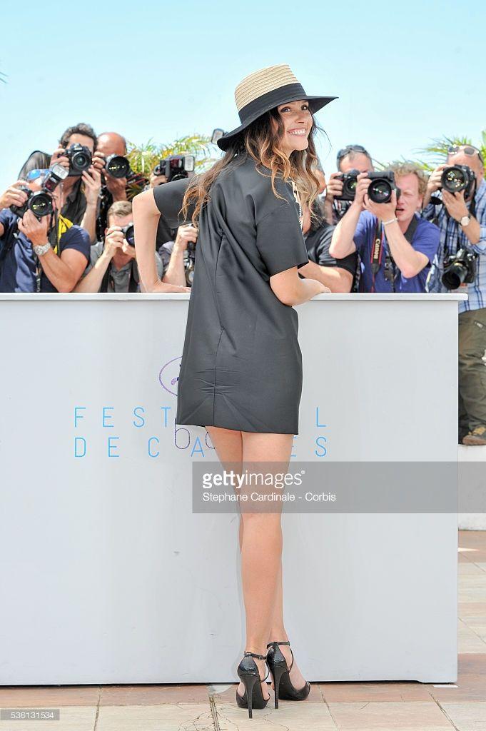 Photo d'actualité : Virginie Ledoyen attends the 'Enrages' Photocall...