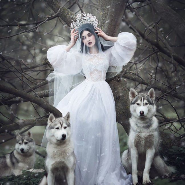 Сказочные фотографии Маргариты Каревой - фото 17