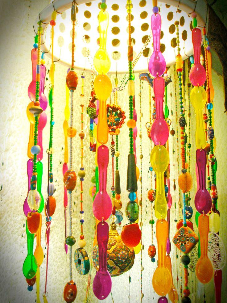 Mejores 13 imgenes de chandelier en pinterest candelabros araa httpsflicpdzvmt7 my funky chandelier aloadofball Choice Image
