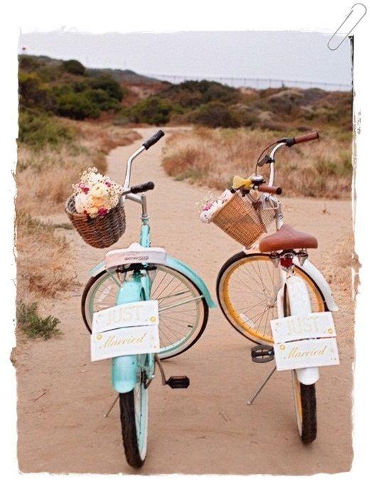Bicicletas...