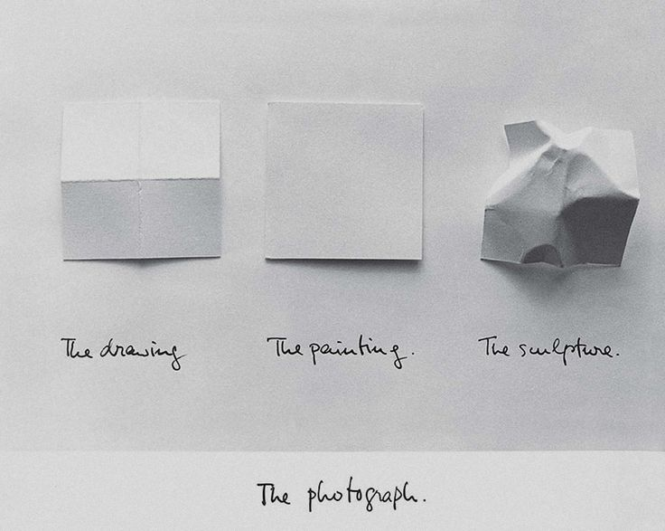 The Photograph, 1981 by Luis Camnitzer