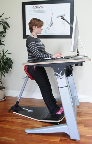 "There is no such thing as sitting ergonomically! The ""Ergonomic Office Chair""…"