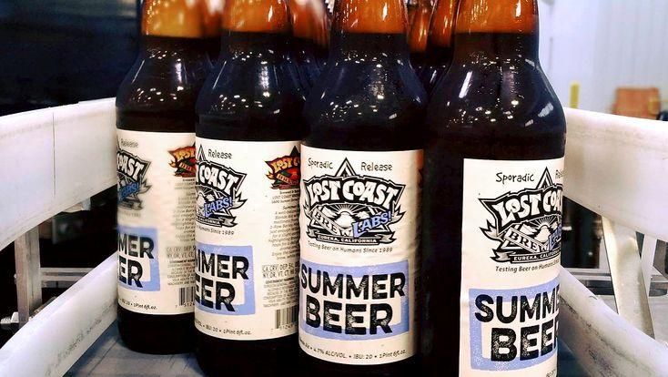 Lost Coast Brewery #lostcoast #los #coast #brewery #lostcoastbrewery #california #usa #beer #öl #bryggeri #mikrobryggeri