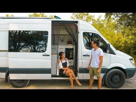 175 Best Sprinter Van Conversion Images On Pinterest