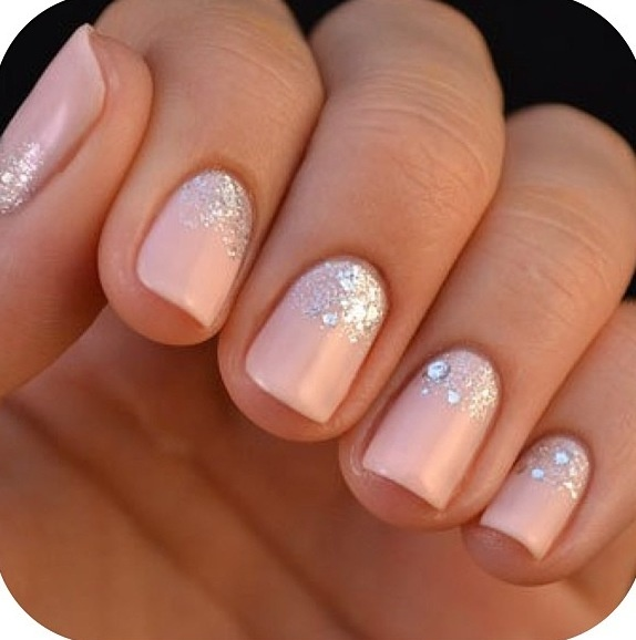 Great choice on long nails trends