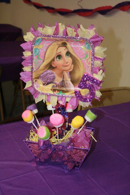 rapunzel, tangled Birthday Party Ideas