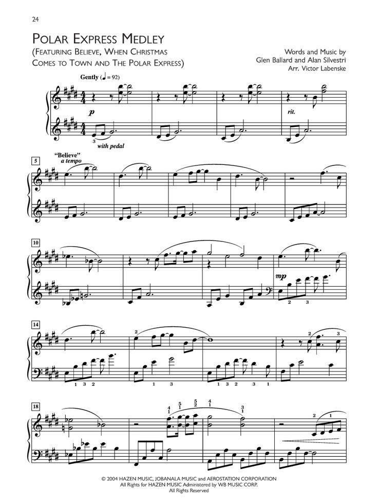 28 best Movie Piano Sheet Music images on Pinterest ...