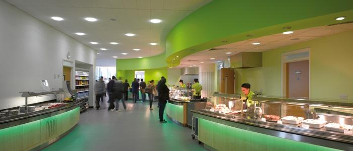 Luton Sixth Form College, Luton, Bedfordshire