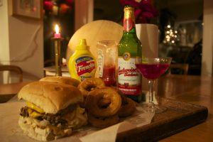 Meat Liquor burger recipe