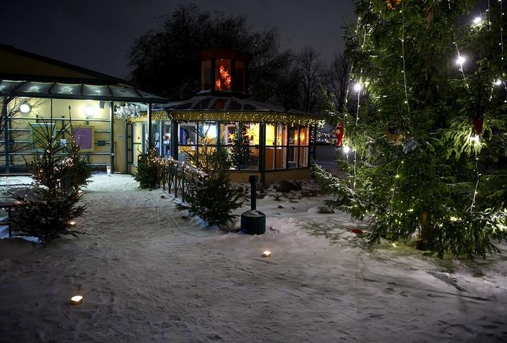 Jul på Junibacken. (Christmas at Junibacken).