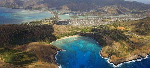 Hanauma Bay Nature Preserve, Oahu Hawaii