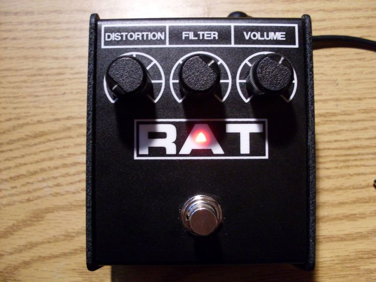 Part 5 of my Guitar Overdrive Pedal Shootout series. Review of the ProCo Rat 2. Source : http://adamharkusblog.wordpress.com