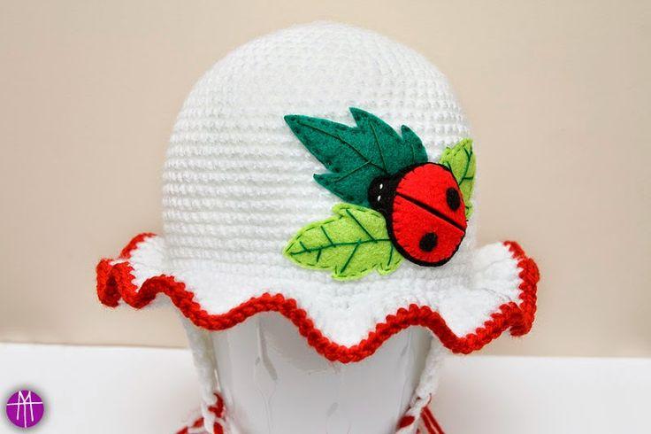 MAMTWORY: Wiosenny kapelusik