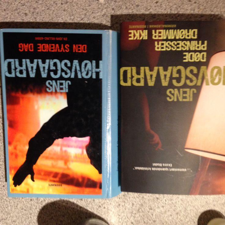 John Hilling trilogi. Han er journalist og bliver hvirvlet ind i diverse forbrydelser. Første bog handler om prostitution miljøet. Anden bog handler om en trossamfund, mord, nynazister mm. Spændende bøger man faktisk bliver grebet af.
