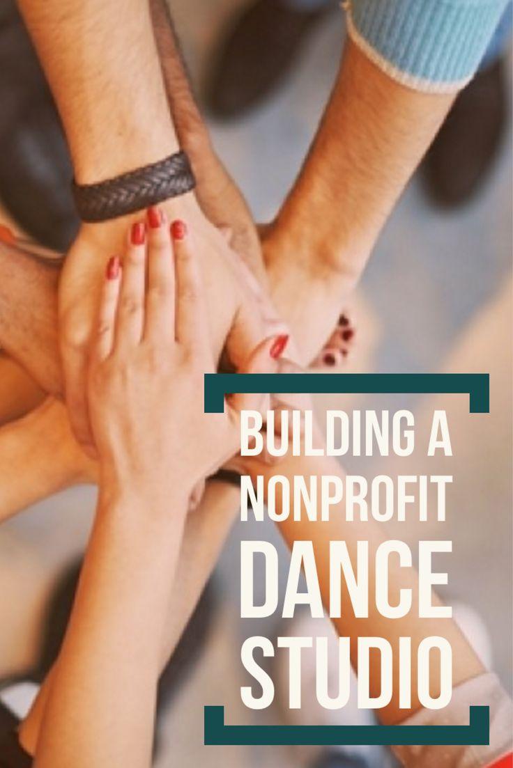 Building a Nonprofit Dance Studio