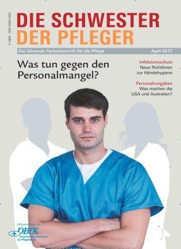 Was tun gegen den #Personalmangel?  Jetzt in Die Schwester - Der #Pfleger:  #Pflege #Krankenhaus #Arzt #Ärztemangel