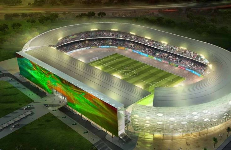 AFCON 2019 Qualifier: Uyo To Host Super Eagles Vs South Africa