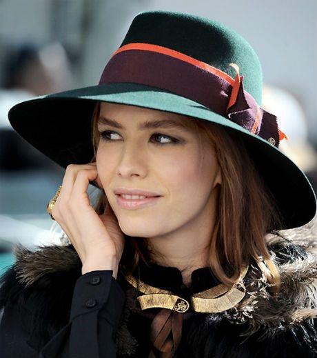Elena Perminova, la it girl de Rusia