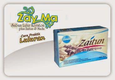 SABUN ZAYMA ( ZAITUN & MADU )