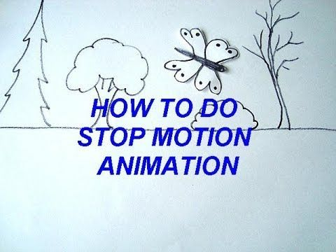Learn how to do stop motion animation movies! You can make short movies using drawings, or lego figures, clay figures, etc. Follow these easy instructions to...