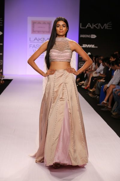 Shehlaa by Shehlla Khan Lakme Fashion Week S/R 2014