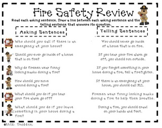 117 best images about Fire Safety on Pinterest   Activities ...