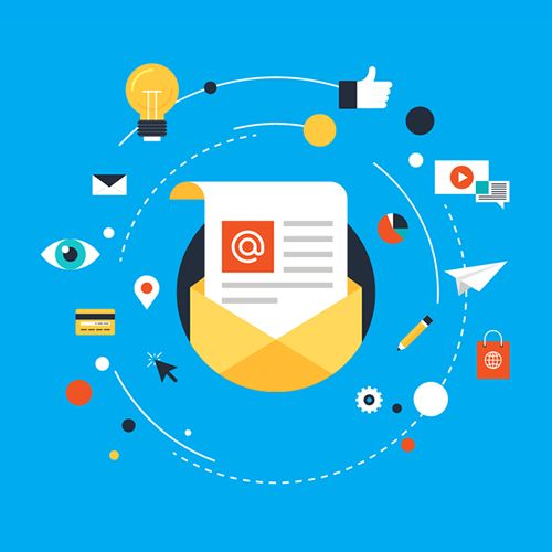 Prospect email marketing can play a big part in your marketing mix and we're experts in managing the whole process: