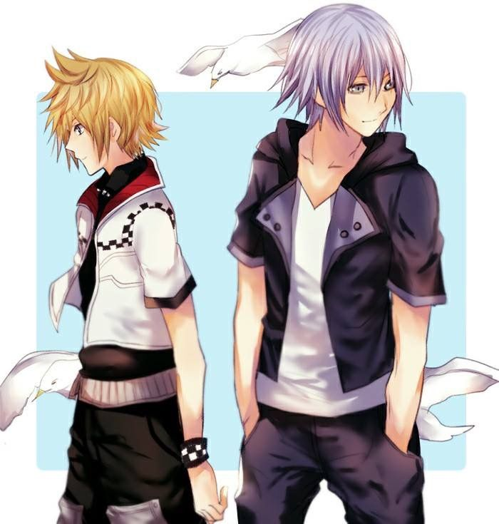 Nomura says Riku will have clothes like this in 3