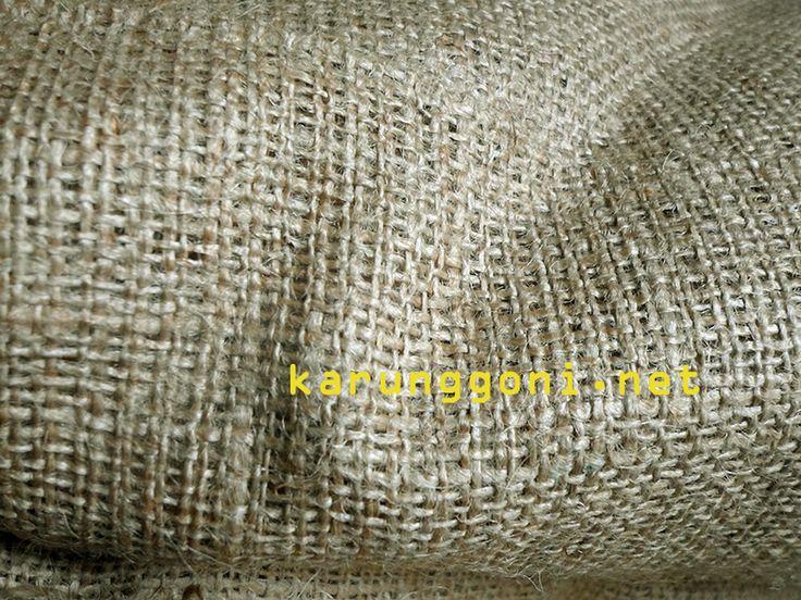 bahan pembuat karung goni