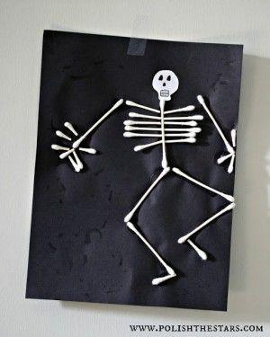 Knutsel skelet