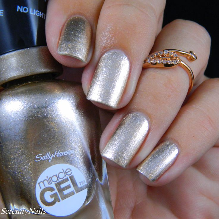 Sally Hansen Miracle Gel Game Of Chromes