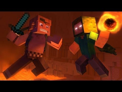 """Take Back the Night"" - A Minecraft Original Music Video with almost 7 million views 0_0"