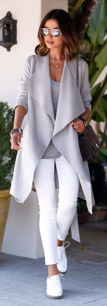 Click for Similar Coat ~ Long Chic Trench Coat for Winter https://womenfashionparadise.com/