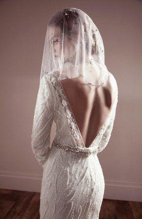 Коллекция свадебных платьев Lihi Hod 2013