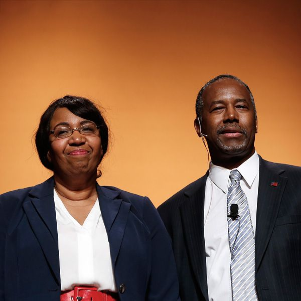Ben Carson's wife, Candy, is the exact opposite of whiny Michelle Obama.