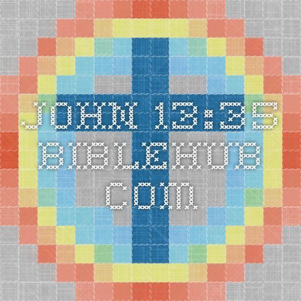 John 13:35 biblehub.com