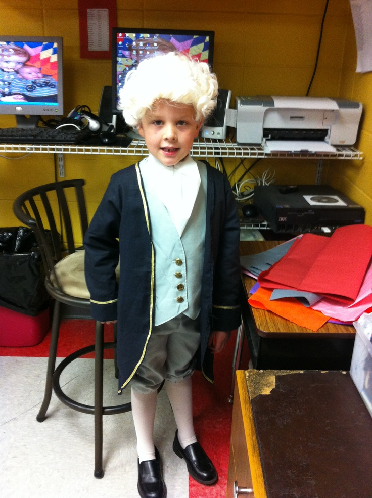 10 best thomas jefferson images on pinterest thomas jefferson george washington costume solutioingenieria Image collections