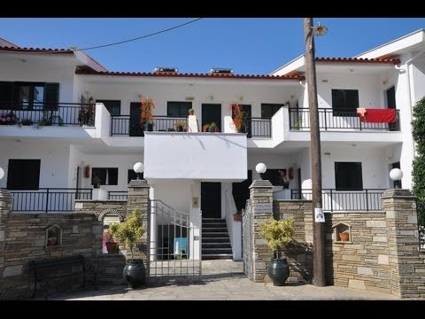 Top Pension mit 10 Apartments in Chalkidiki